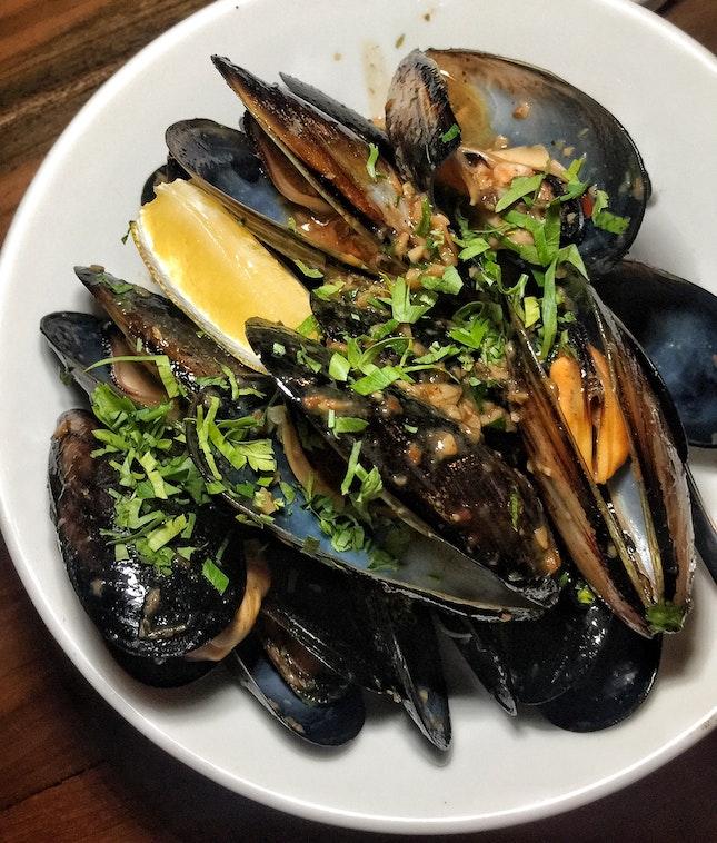 Full Circle Portarlington Mussels ($25)