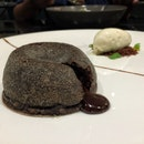 Valrhona Chocolate Fondant ($18; also an option in the $58 3-course meal)