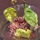 Octopus Salad (Salad de Pouple Marinee, $9.50 | Tapas Menu)