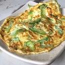 Bittergourd Omelette