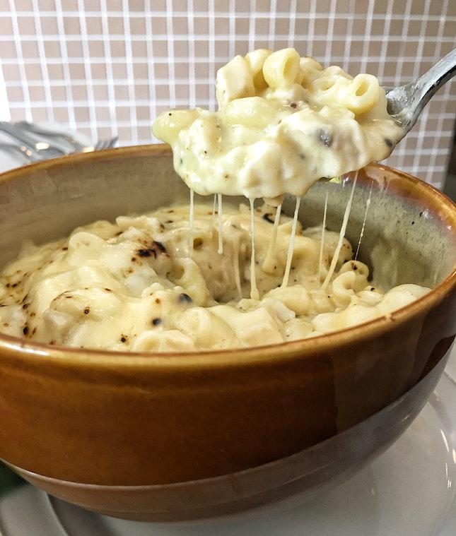 Mac & Cheese ($17)