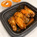 Oven Roasted Caesar Wings ($5.99 for 6)