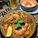 Seafood Zarzuela ($22)