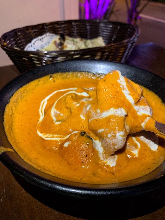 Butter Chicken ($18)
