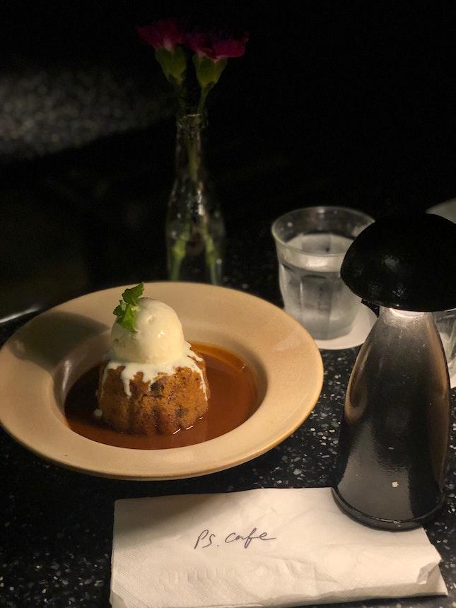 Cafe Desserts