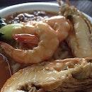 Crayfish Prawn Hor Fun