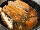 Pork Katsu Curry Don