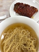 Sweet Roasted Meat Noodle