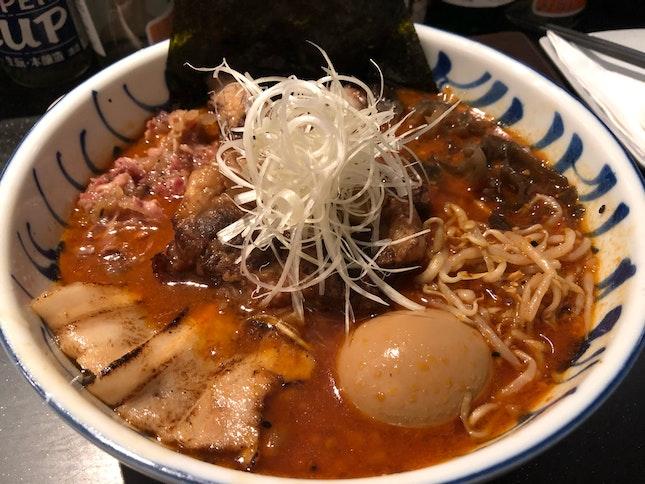 Spicy Sumo Ramen