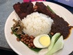Nasi Lemak Chicken