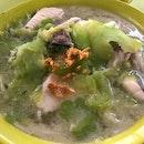 Bittergourd Fish Soup