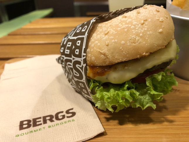 Berg with Cheese