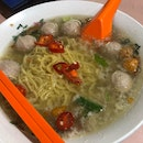Minced Meat Noodle
