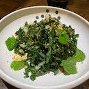 "Kale & ""Ma Haw"" Salad"