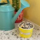 Sesame Ice Cream