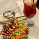 Grilled Unagi Chirashi