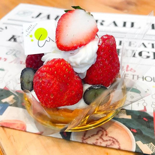Japan Rail Cafe @japanrailcafe - MEDIA INVITE - Showcasing of Strawberries from Tochigi Prefecture, Japan.