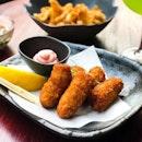 Chikin @chikinbar - HOSTED TASTING - Tonkatsu Bites (💵S$12) 🥢 • ACAMASEATS & GTK💮: What's better than pork belly?
