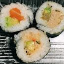 Salmon Avo, Black Pepper Tuna Avo & Lobster Avo