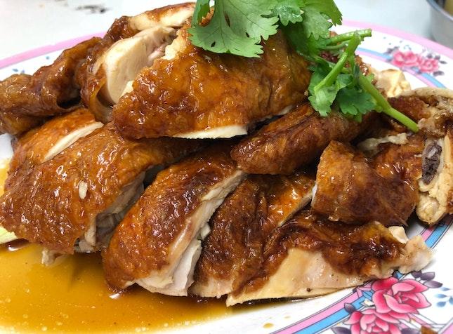 Roast Chicken 1/2