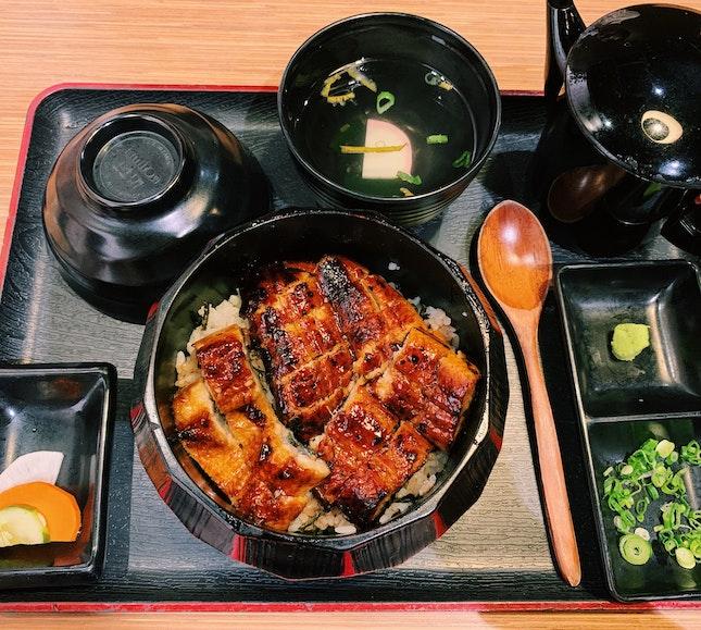 Unagi Hitsumabushi (Regular) ($14.80)