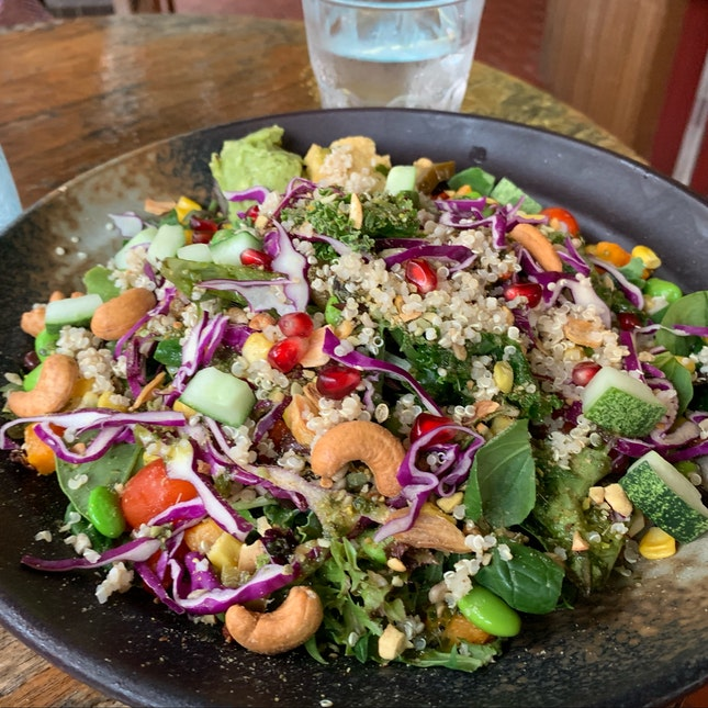 Healthy Eats 🥗