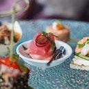 "Trio of sashimi from ""The Tower"" course during high tea @thewestinsingapore  #MadAboutSingapore2018  #sgfood #sgfoodies #burpple #instafood_sg #sgcafe #sgig #igsg #exploresingapore  #bonappetit #vscoedit #agameoftones #thecreatorclass #createcommune  #foodvsco #f52grams #eeeeeats #huffposttaste #onthetable #buzzfeast #forkyeah #getinmybelly  #tastethisnext #eattheworld #foodandwine  #feedyoursoull #tastingtable #beautifulcuisines #dailyfoodfeed"