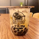 Brown sugar milk Tea