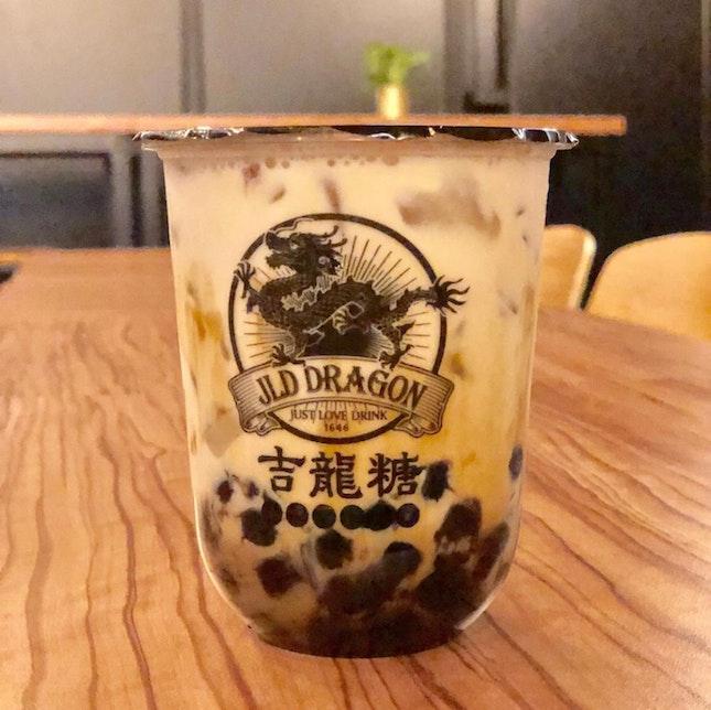 Milk Tea Boba