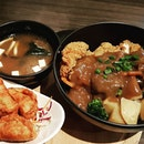 Halal-certified Flava at Siglap is celebrating Shogatsu (Japanese New Year) with offerings like this Chicken Katsu Kare, till 23 Jan.