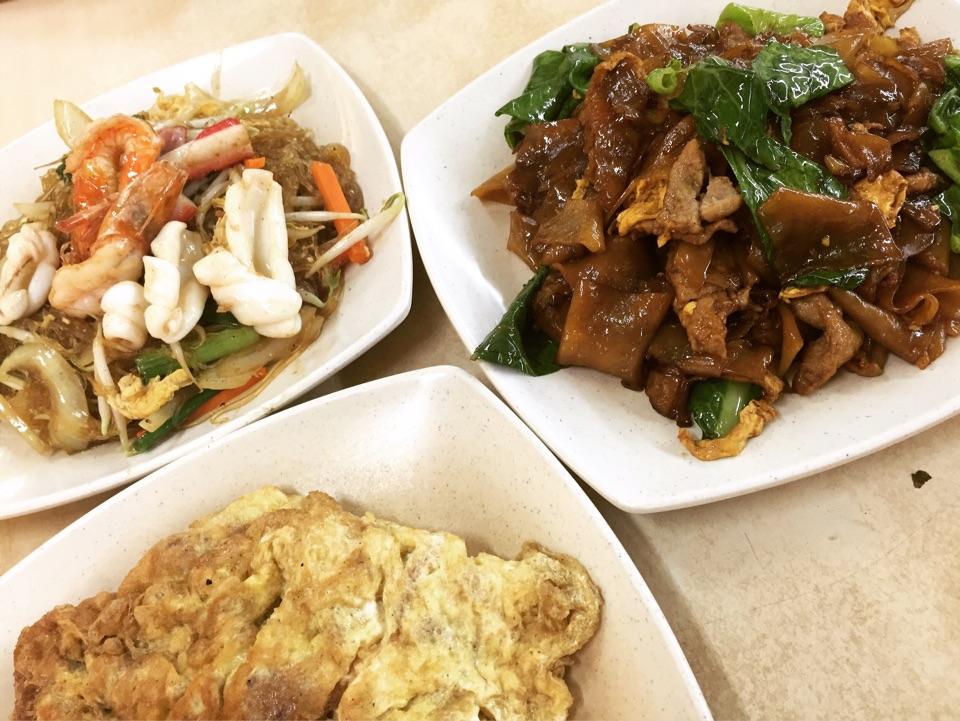 Good Hawker Food In Bishan