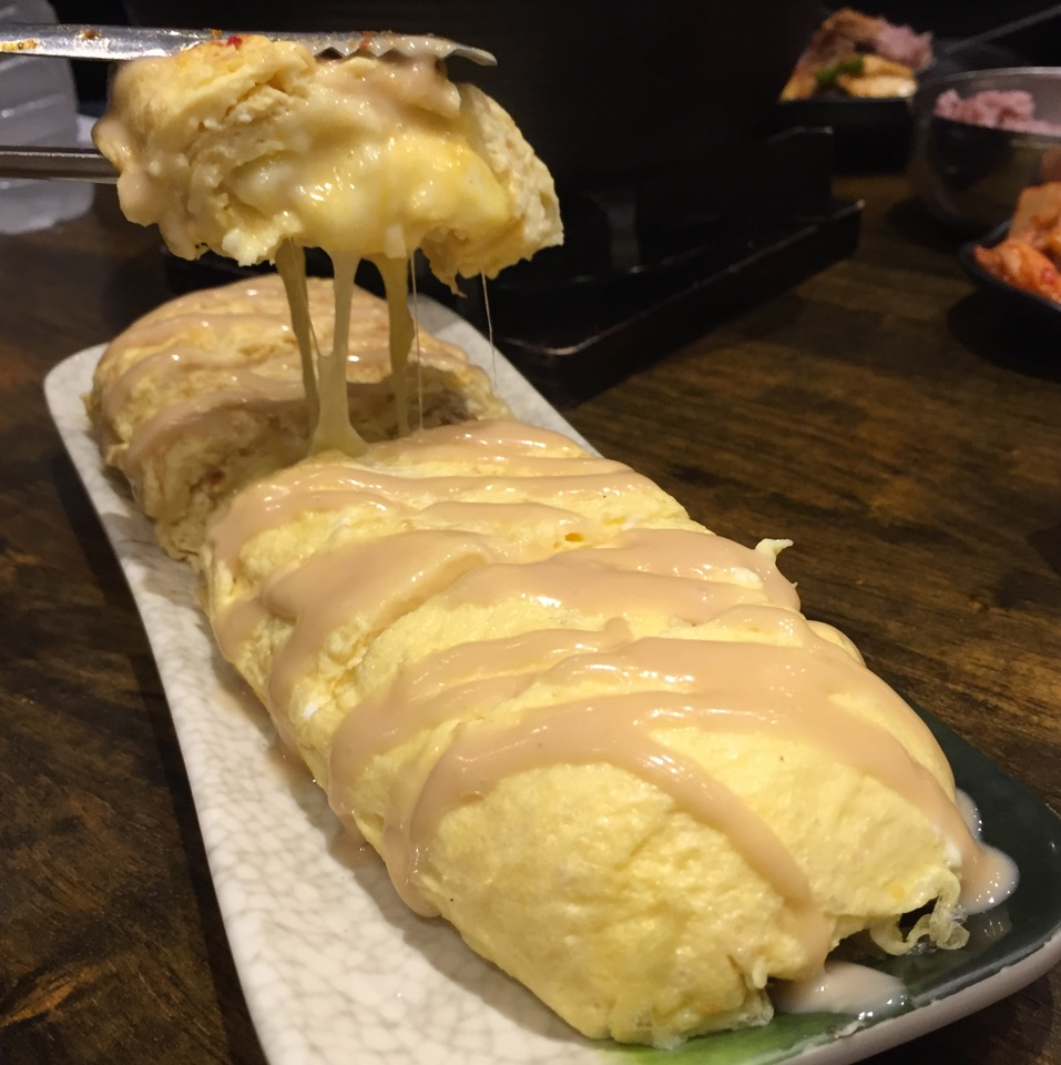 Mustard Cheese Roll ($9.80)