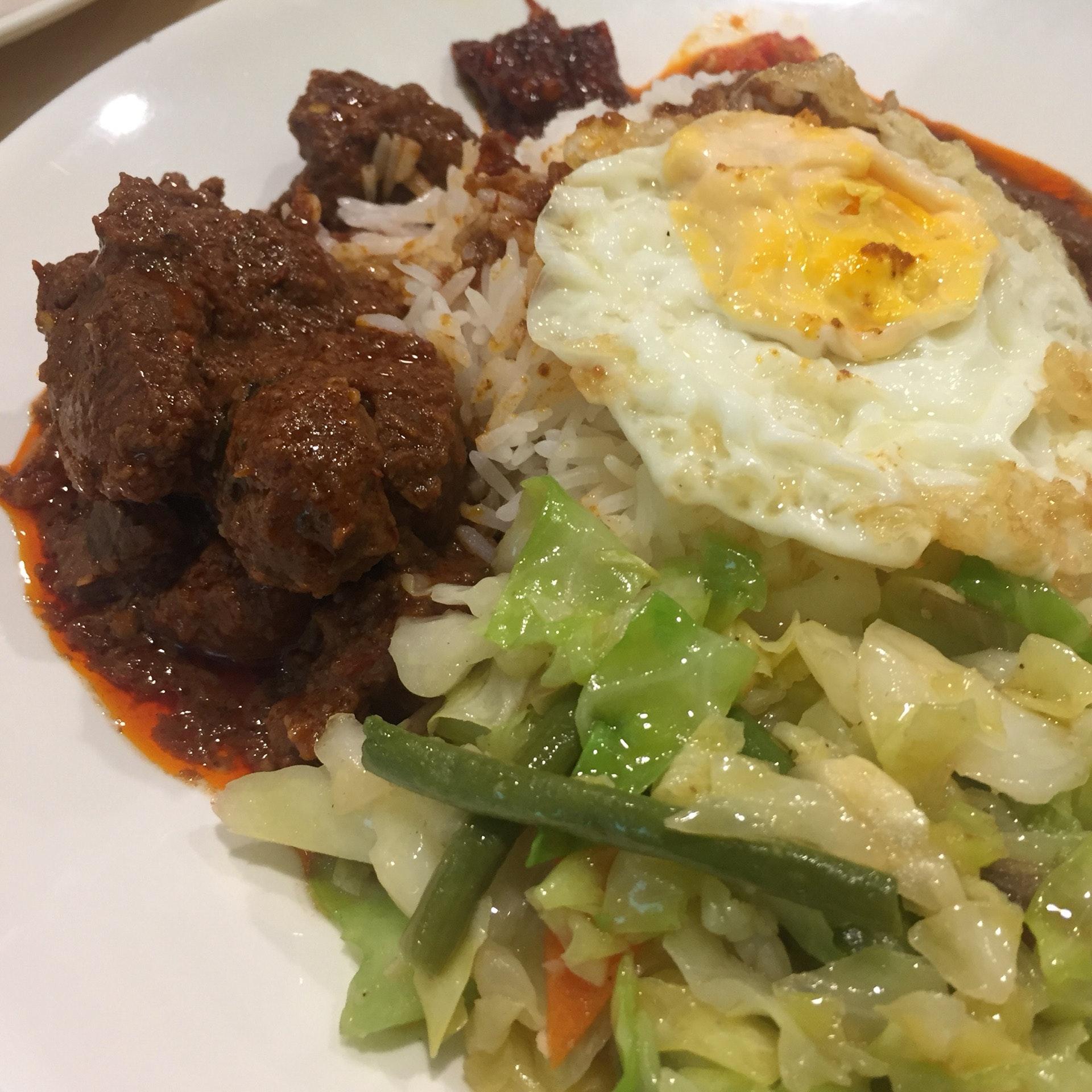 Nasi Padang ($ varies)