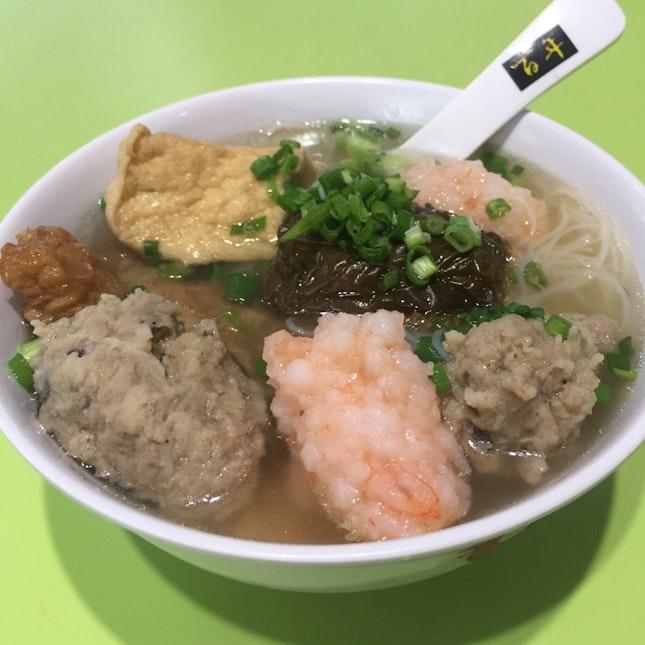 Niang Dou Fu ($5.50)