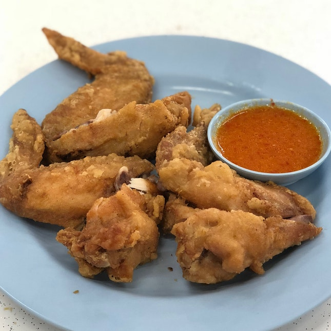 Famous Fried Chicken Wing ($1.20/pc)