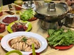 Chicken Rice Steamboat