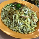 Singapore Fried Hokkien Mee (Whampoa Makan Place Block 90)