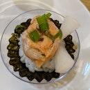 Salmon Mentai ($3.50)