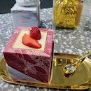 Strawberry Tiramisu ($10.80)