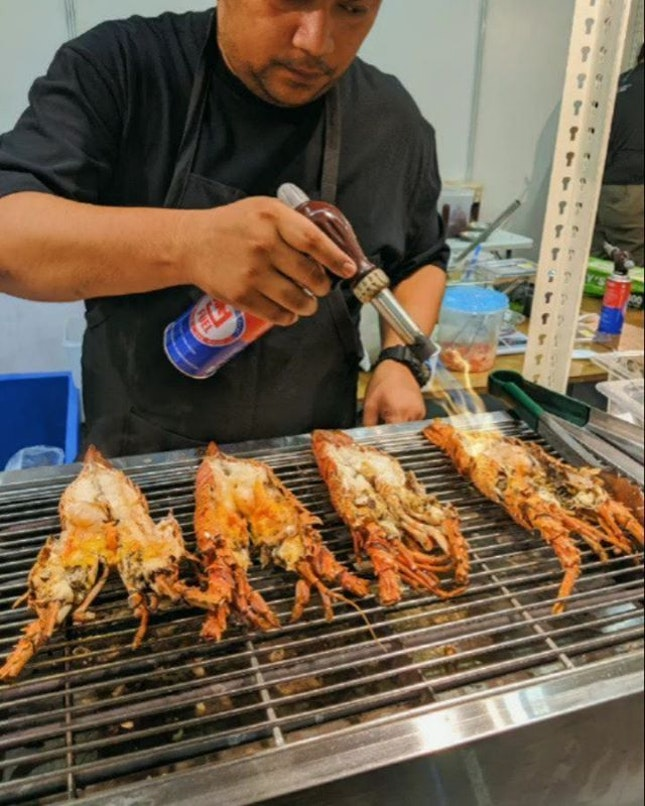 Lobster Bro 🔥🦞 (#EatSnapSgFoodTour) How about some lob lob?