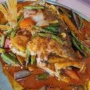 Thai Style Fishhead ($25/$28)