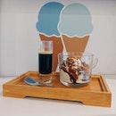 Affogato w/ Vanilla Ice Cream $8.00