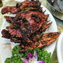 Black Pepper Crab (Market price)