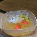 Mixed Fruits Yuzu Jelly (S-$2.90 L-$3.90)