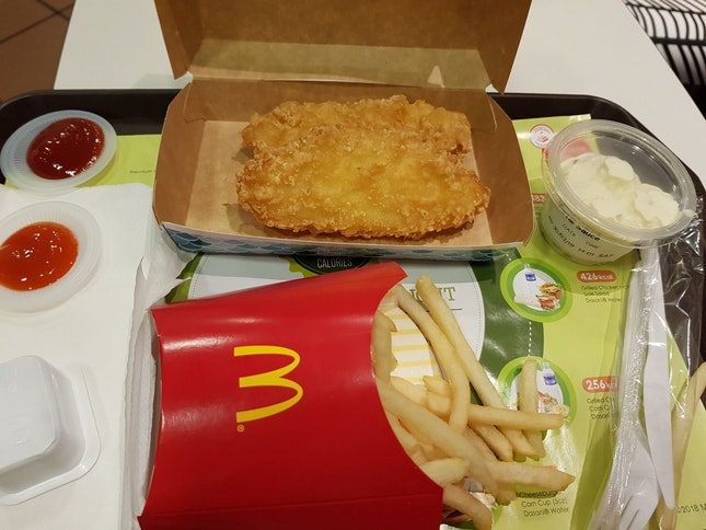 Fish And Chips $7.80