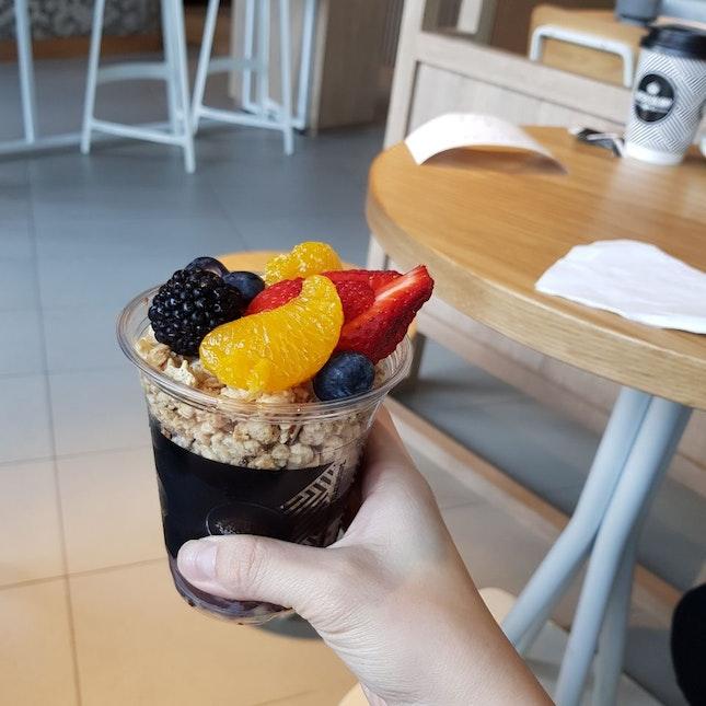 Acai Fruit Cup