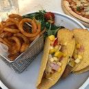 Fish Tacos… Not A Really Good Combo