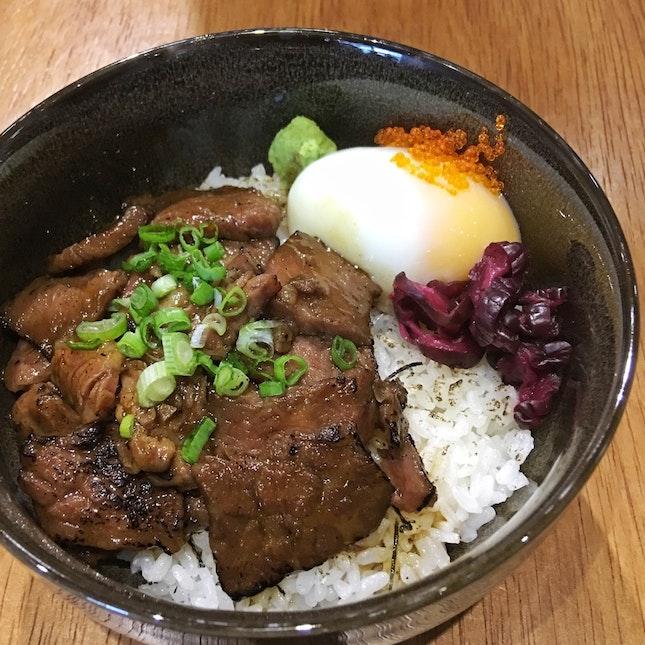Wagyu Beef Donburi ($16.90+)