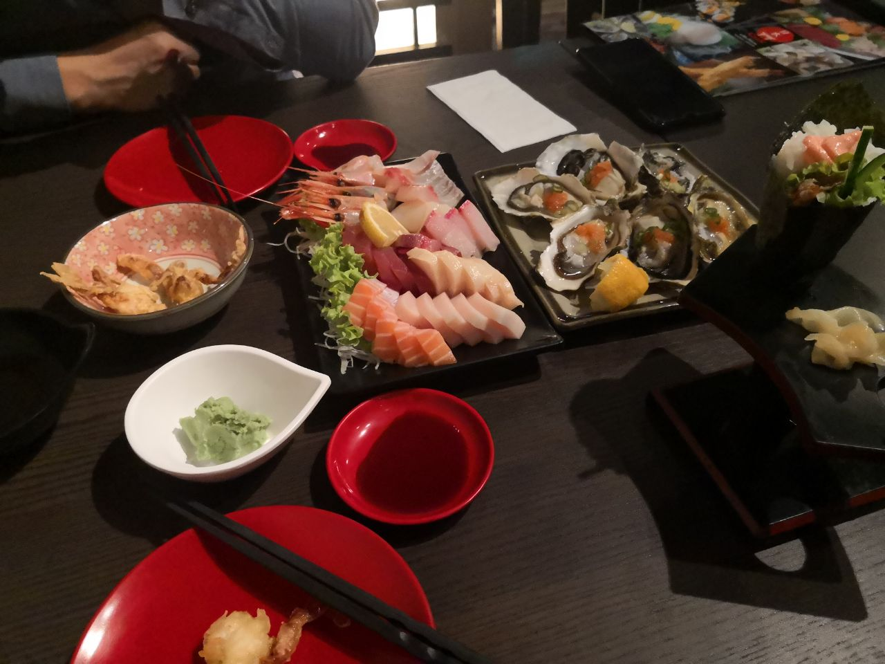 Top 10 Sashimi In SINGAPORE
