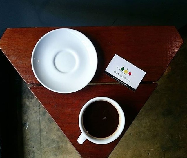 Caffeinated Sunday.